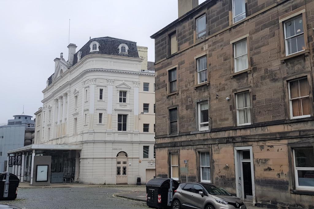 Grindlay Street