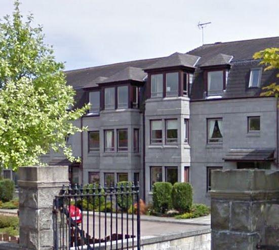 P680: Dunbar Street, Old Aberdeen, Aberdeen