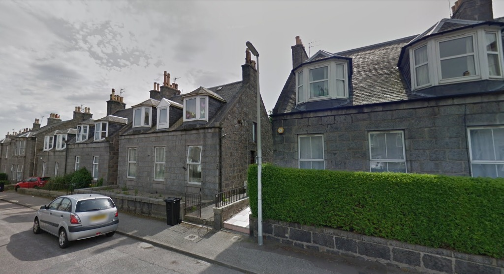 P927: Erskine Street, City Centre, Aberdeen