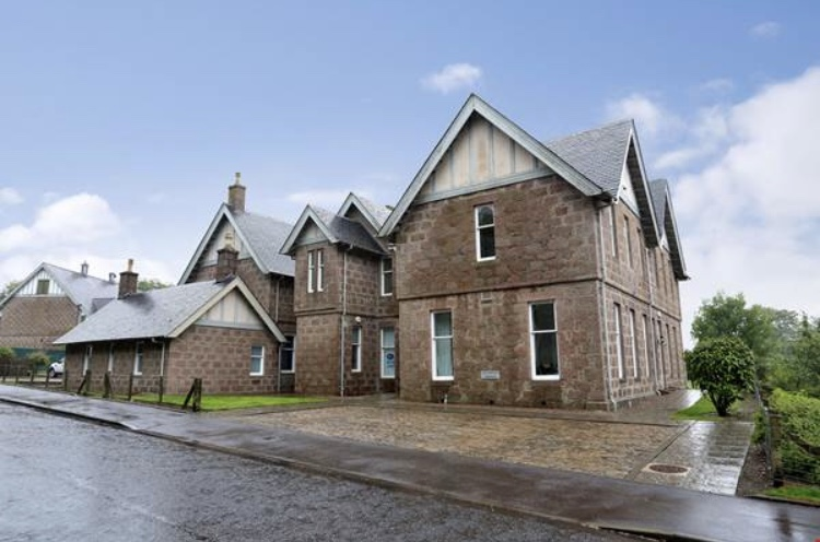 P943: Marshall Mackenzie Road, Newmacher, Aberdeenshire