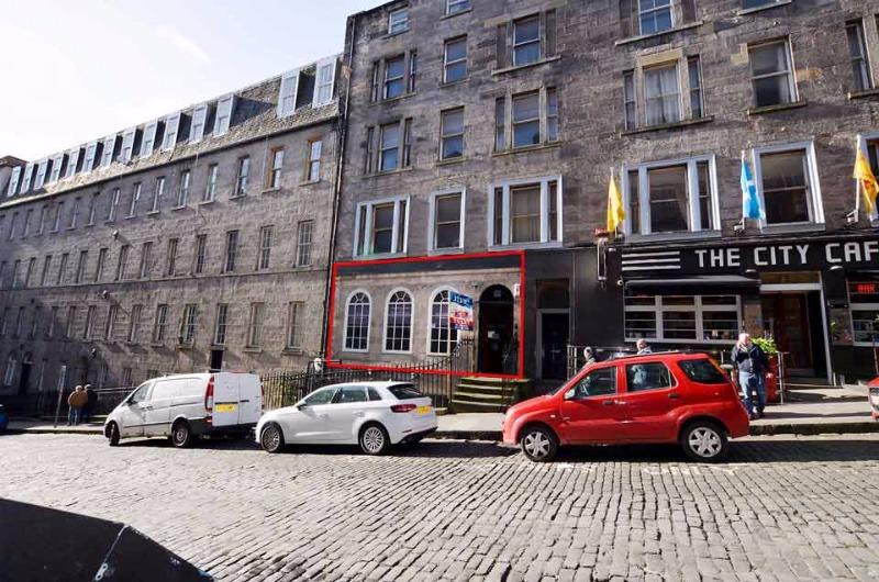 P270: Blair Street, Old Town, Edinburgh