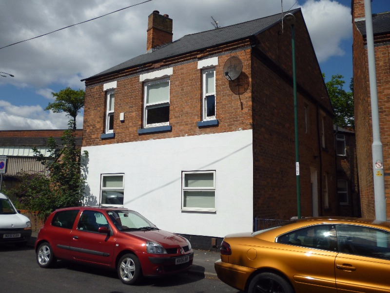 P2744: Grove Road, Lenton, Nottingham