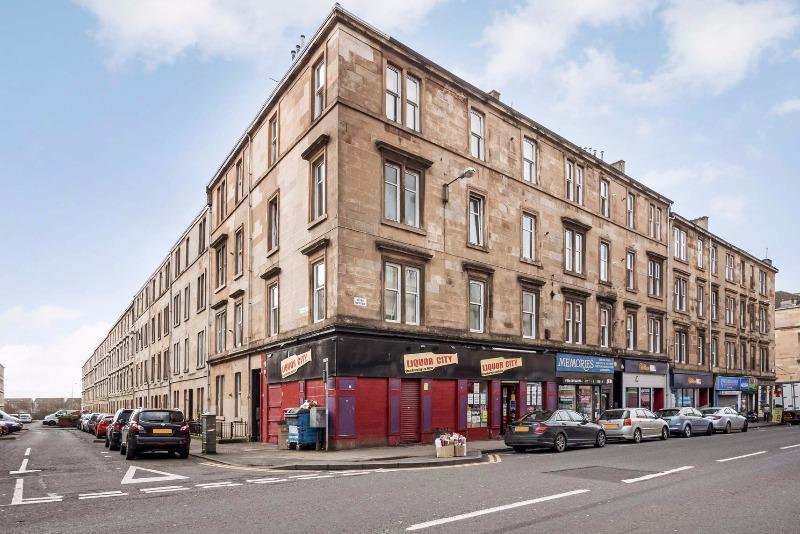 Duke Street, City Centre, Glasgow