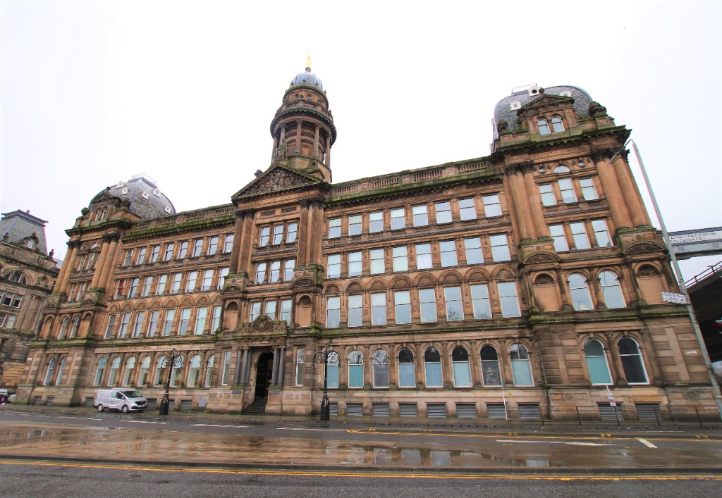 Morrison Street, Tradeston, Glasgow