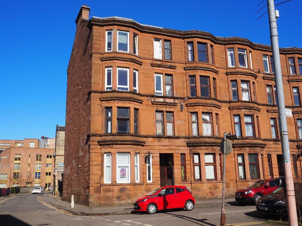 P100: Orkney Place, Govan, Glasgow