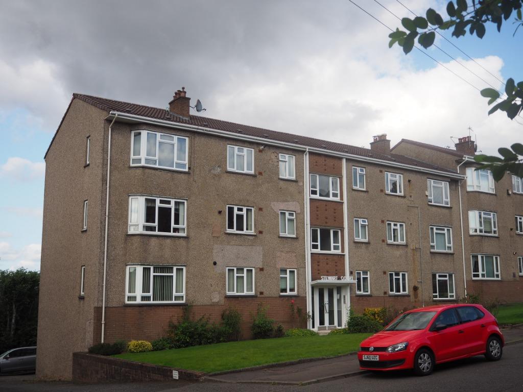 P201: Stewart Court, Rutherglen, Glasgow
