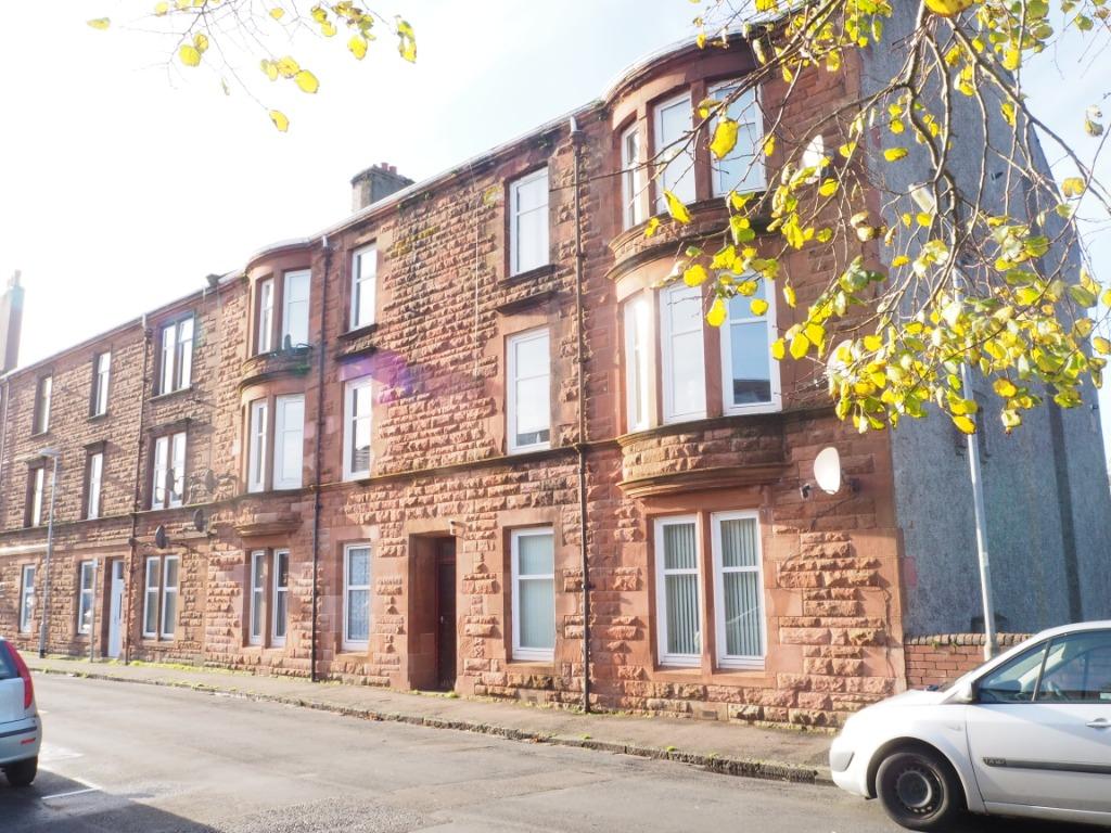 P210: John Clark Street, Largs, North Ayrshire