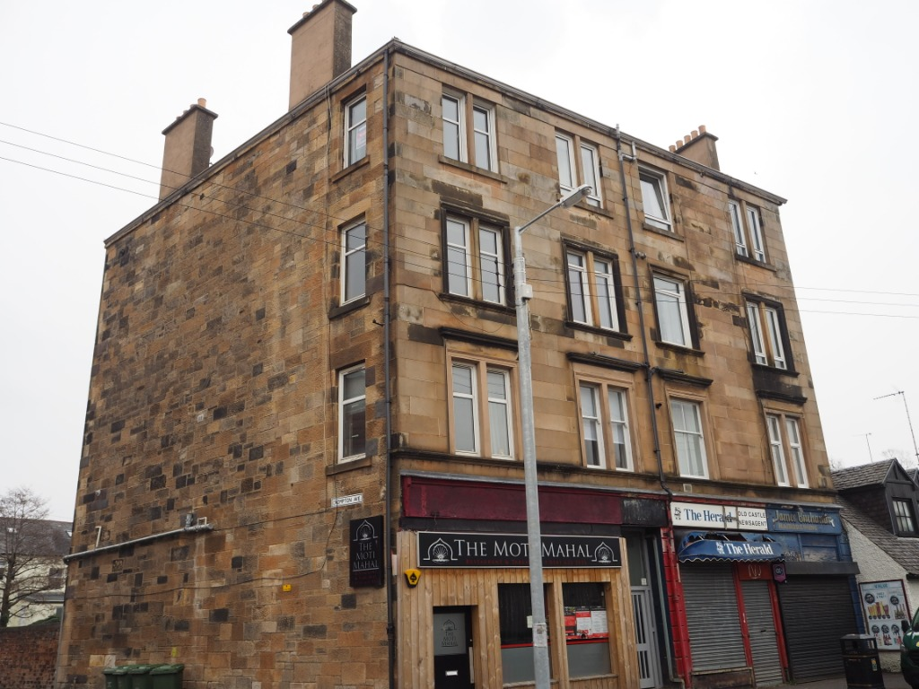 P230: Old Castle Road, Cathcart, Glasgow