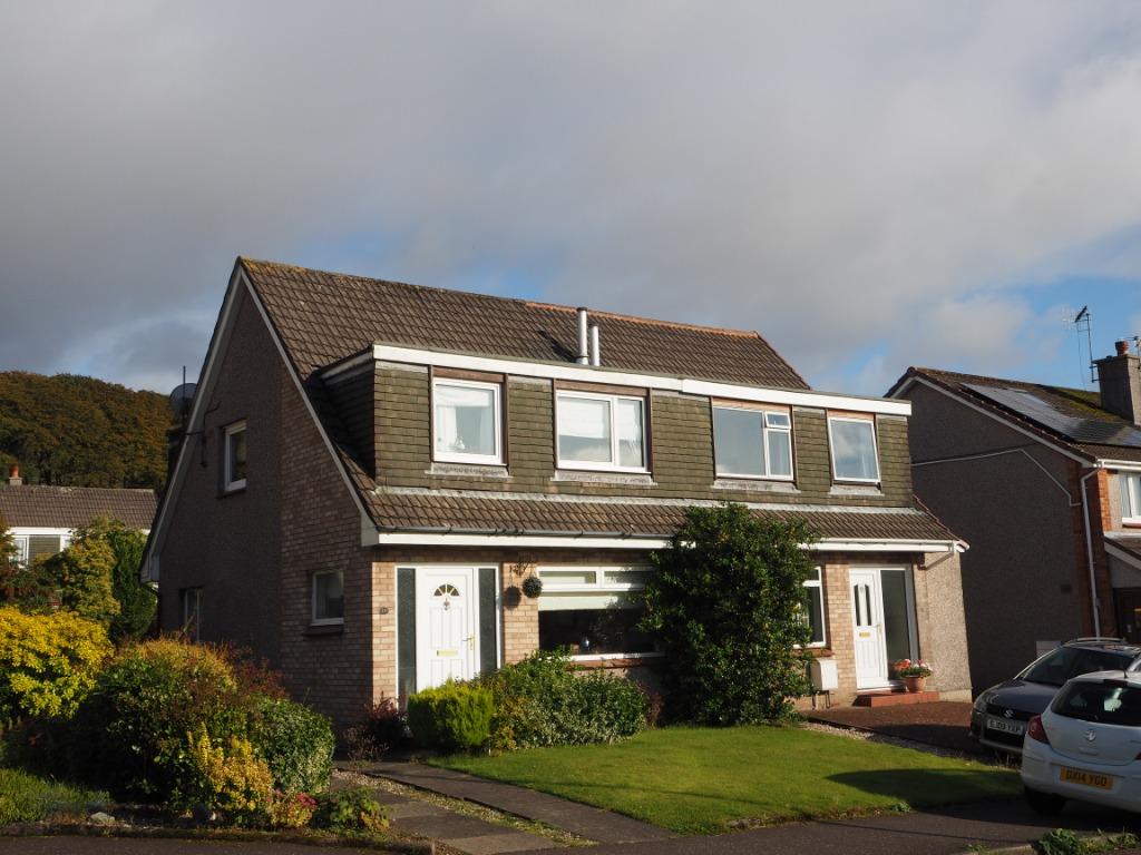 P242: Fife Avenue, Fairlie, North Ayrshire