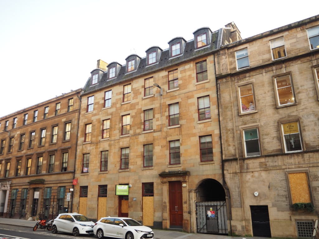 P287: Cochrane Street, Merchant City, Glasgow
