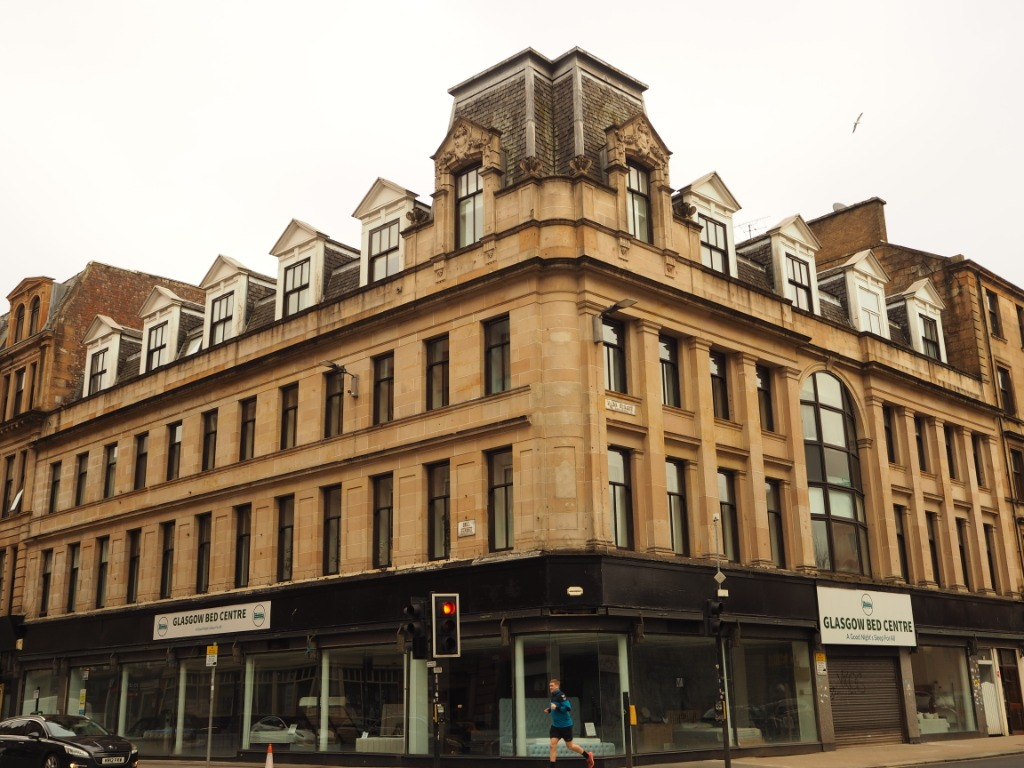 P292: High Street, Merchant City, Glasgow