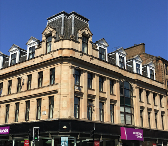 P40: High Street, City Centre, Glasgow