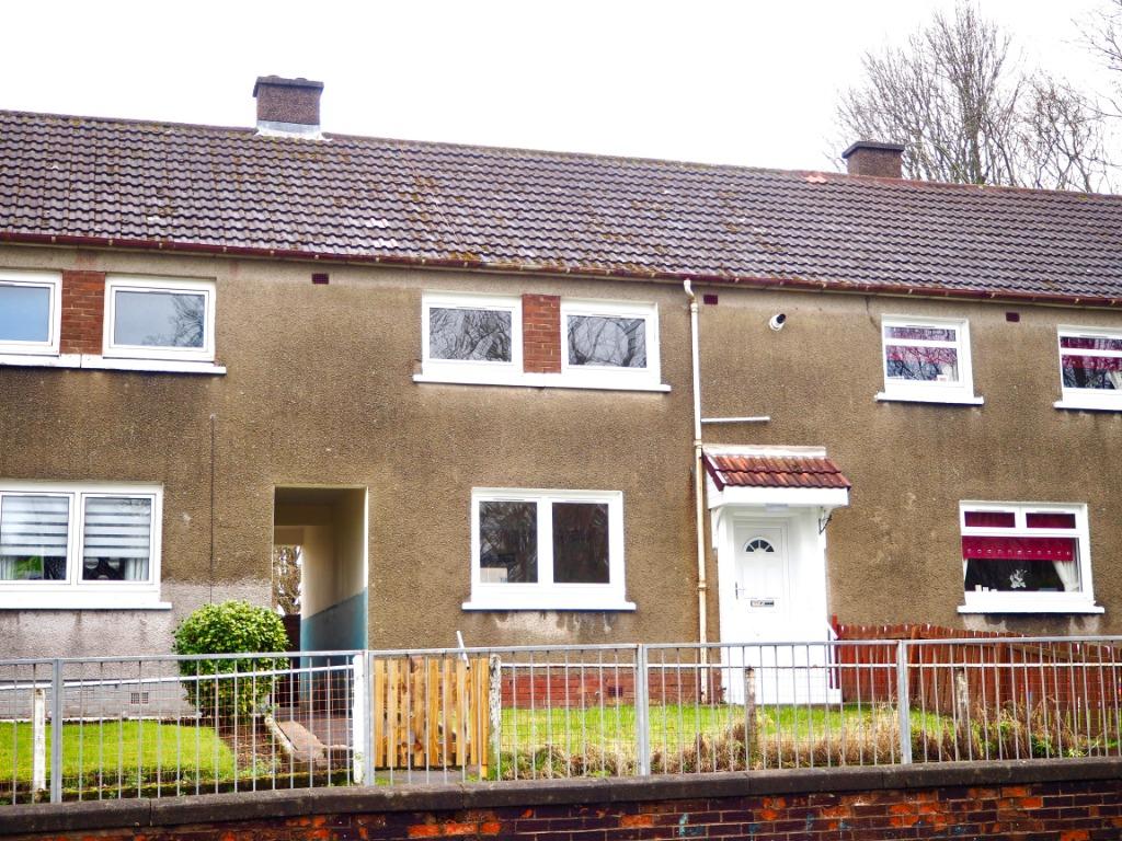 P46: Cairns Road, Cambuslang, South Lanarkshire