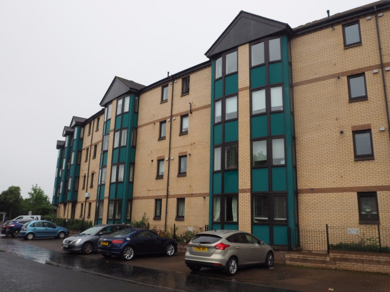 P84: Rutland Court, Kinning Park, Glasgow