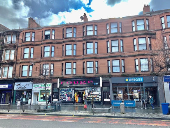 P277: main street, Rutherglen, South Lanarkshire