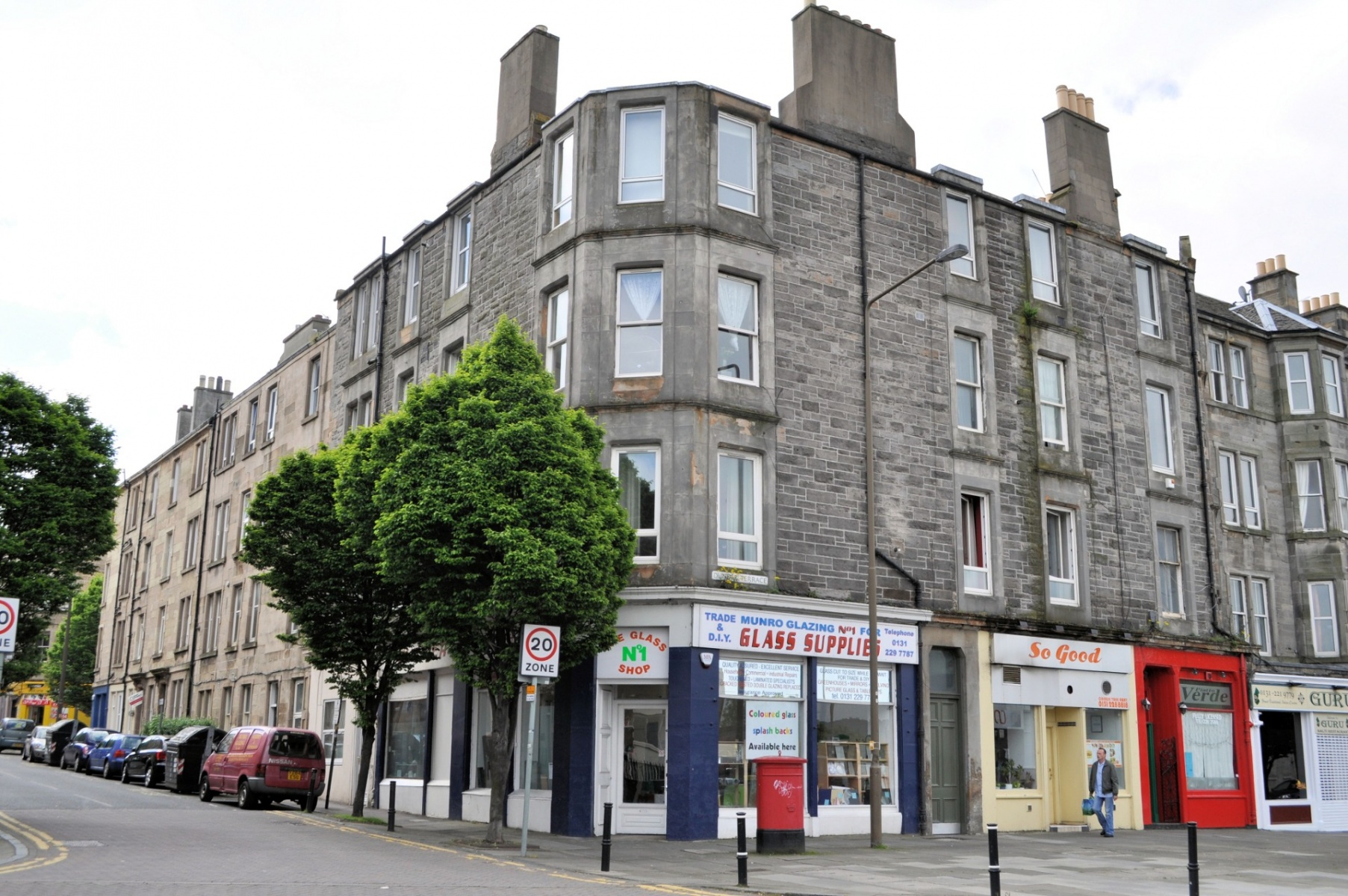P108: Dundee Terrace, Polwarth, Edinburgh