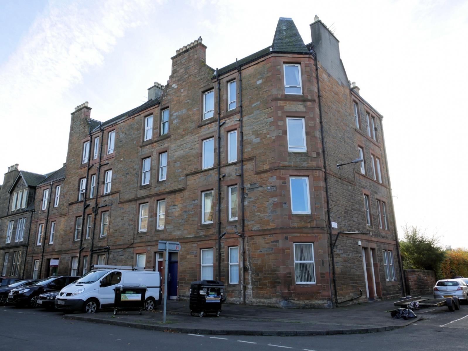 P11: Balfour Street, Leith Walk, Edinburgh