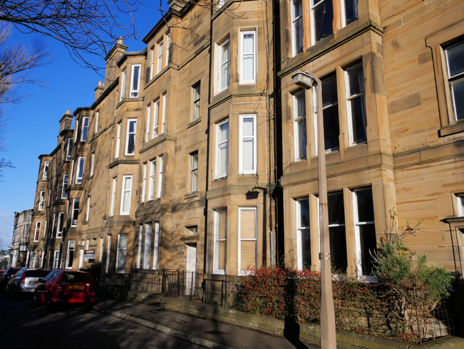 P186: Hermand Terrace, Slateford, Edinburgh