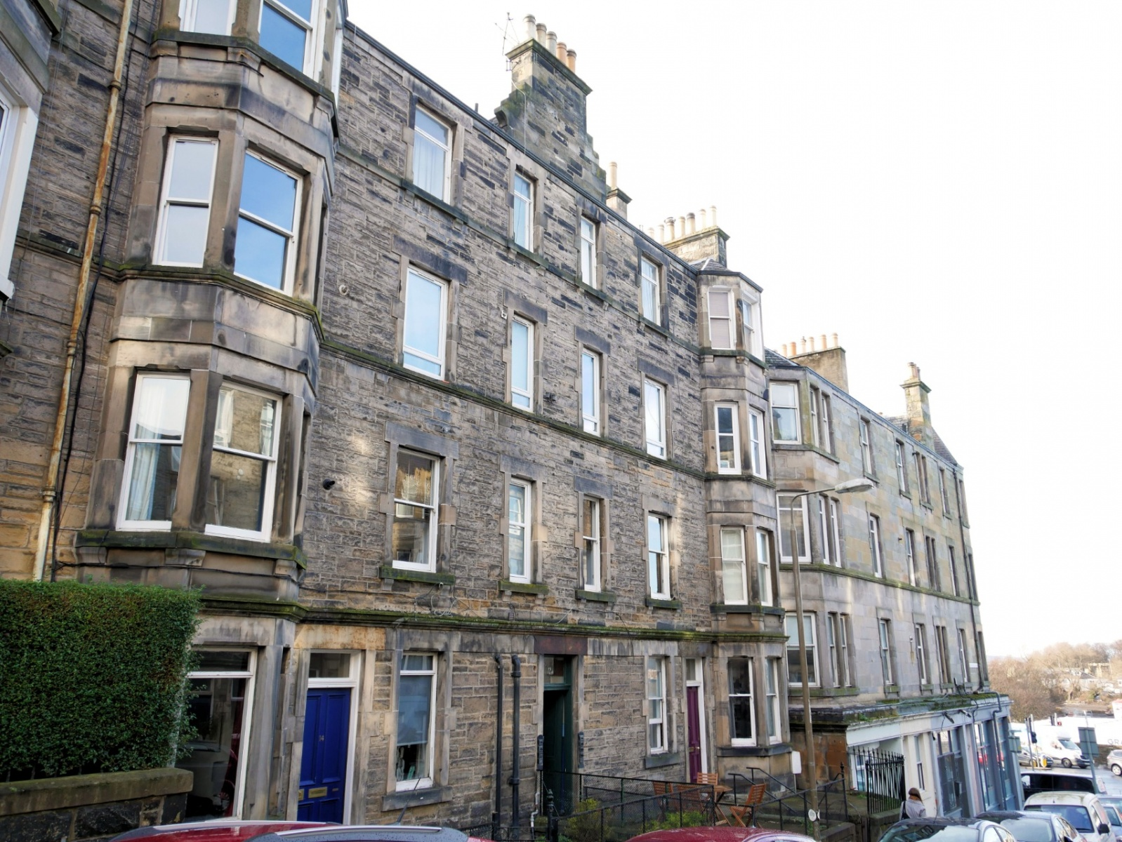 P248: Meadowbank Avenue, Meadowbank, Edinburgh