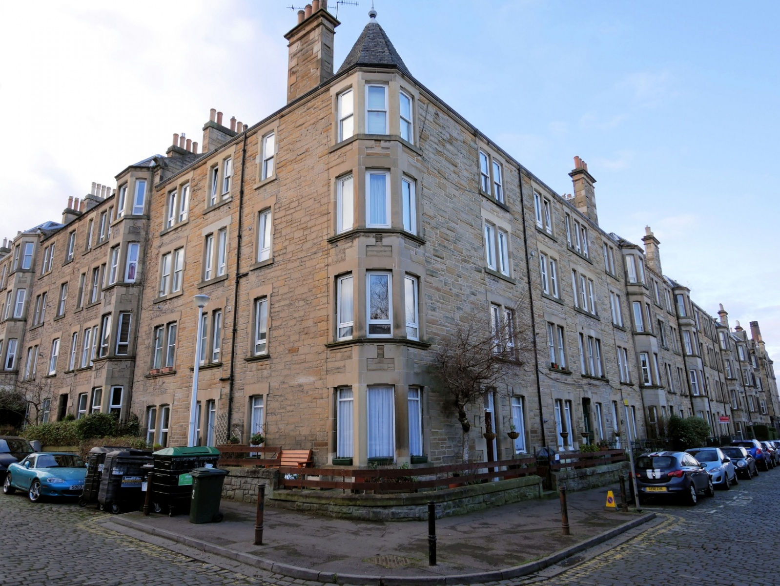 P251: Merchiston Grove, Merchiston, Edinburgh