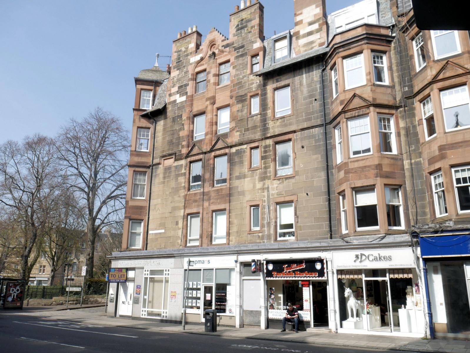P329: Roseburn Terrace, Roseburn, Edinburgh
