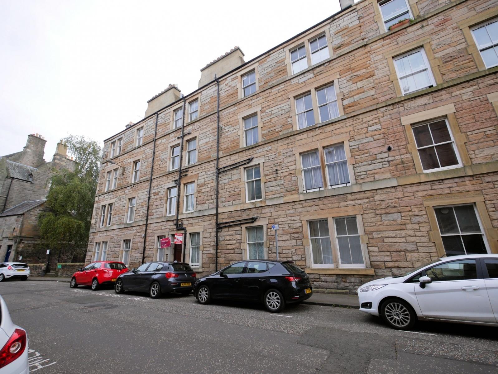 P360: Sciennes House Place, Newington, Edinburgh