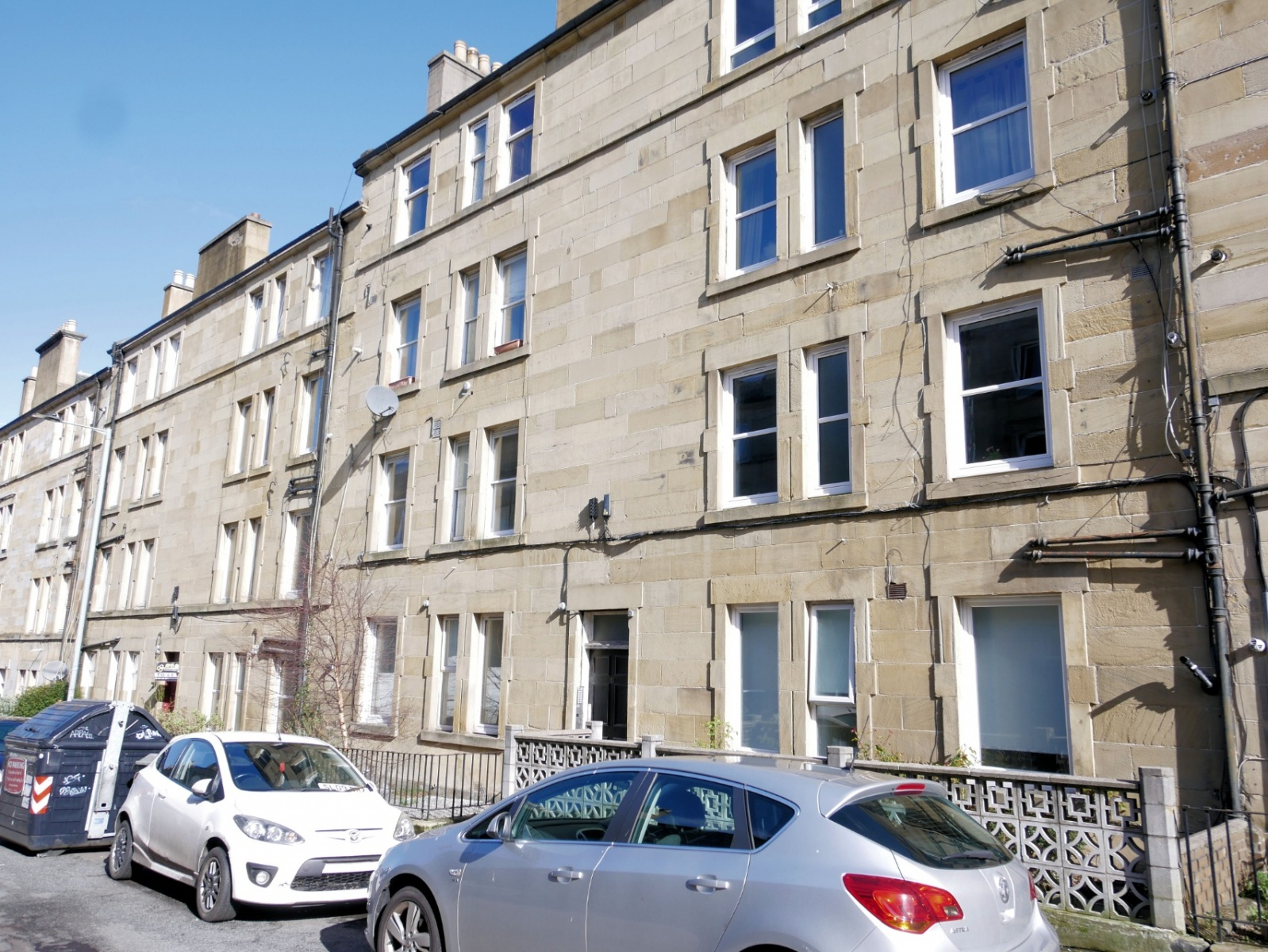 P426: Wardlaw Place, Gorgie, Edinburgh